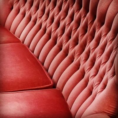 Sneak peak van ons nieuwe meubilair