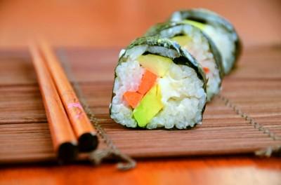 Afhaal sushi bestellen