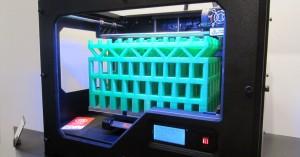 3D printen in Sint-Truiden - bur o bar talk #5 op woensdag 27 mei 2015